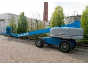 Plataforma elevadora telescópica diesel 40 metros - Genie S™-125