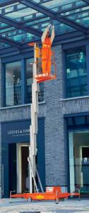 Maquinaria nueva. Plataforma vertical movil dL Dingli GTWY1000