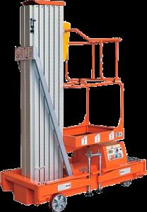 Maquinaria nueva. Plataforma vertical móvil dL Dingli GTWY1000