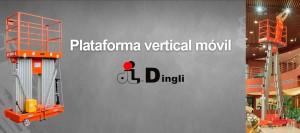 Maquinaria nueva | Plataforma verticual móvil