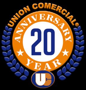 20 Aniversario - Unión Comercial