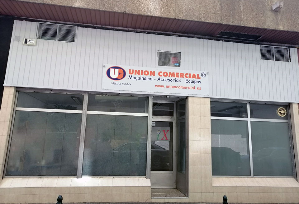 Union Comercial - Zaragoza